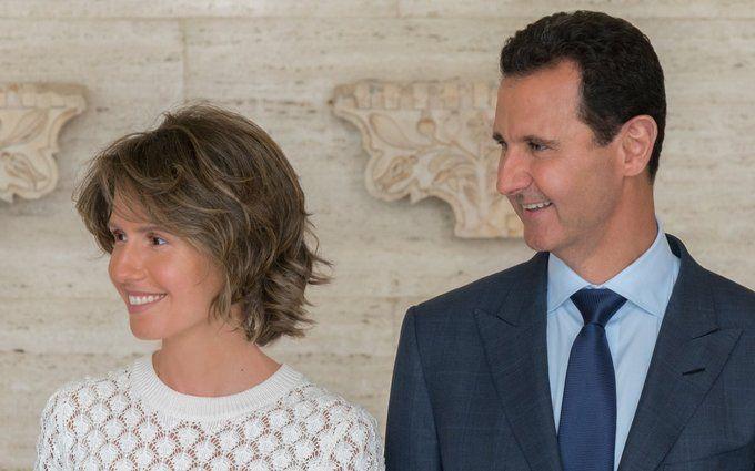 Стало відомо про смертельне захворювання у дружини президента Сирії