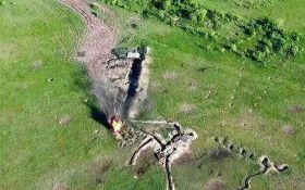 Новый успех на Донбассе: в сети показали видео мощного удара ВСУ по боевикам