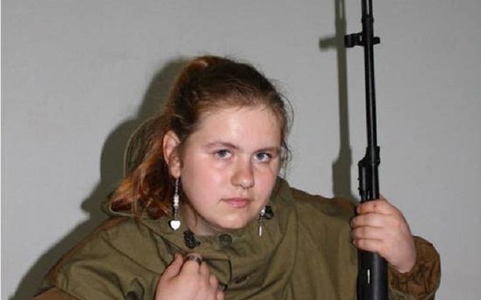 Серед акредитованих в ДНР журналістів знайшли дівчину-бойовика