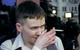 Савченко не дали слова на акции против Путина: появилось видео с Майдана