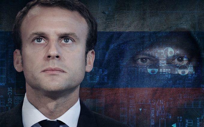 Хакеры, атаковавшие штаб кандидата впрезиденты Франции Макрона, связаны сГРУ