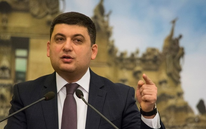 Гройсман висловився щодо відмови України від Євробачення-2017