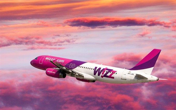 Лоукост Wizz Air открыл три новых маршрута из украинской столицы
