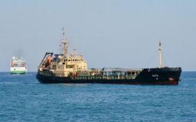 В Ливии с боем задержали украинский танкер - СМИ