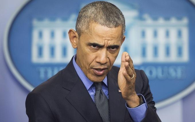 Обама зробив нову різку заяву на адресу Путіна