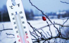 Синоптики назвали сроки прихода в Украину морозов