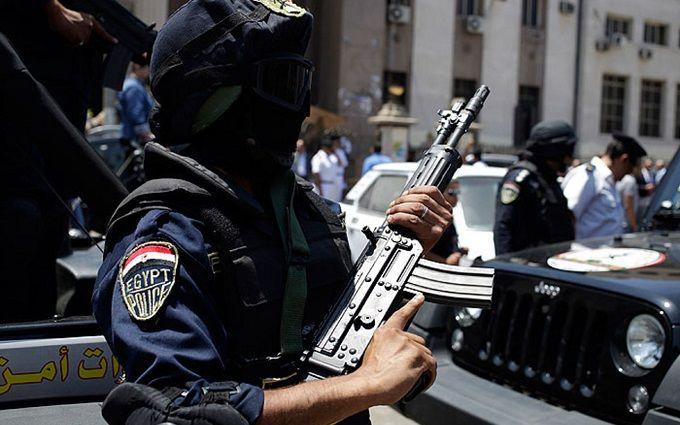 Появилось видео с места теракта в Египте