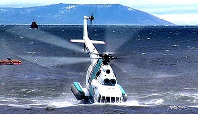 Возле Гавайских островов столкнулись два вертолета США