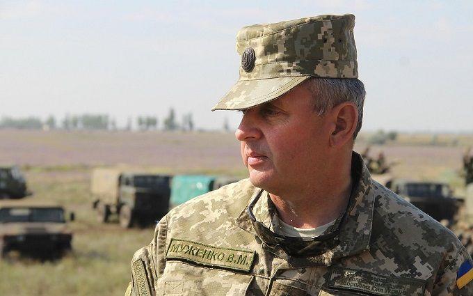 Глава Генштабу з гумором відреагував на заведену в Путіна справу