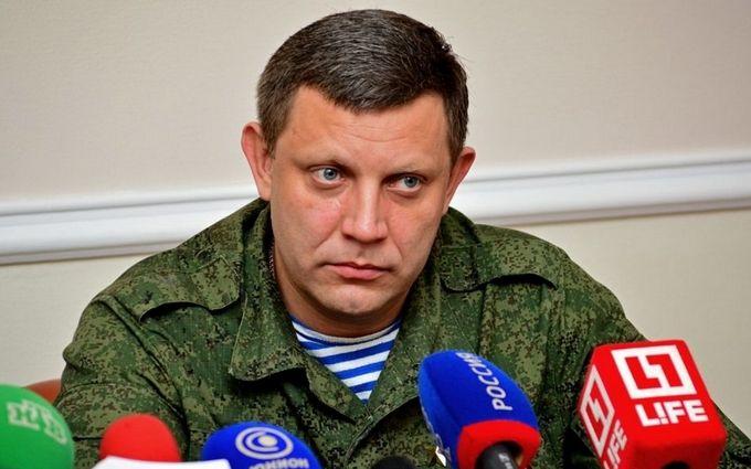 """Ватажок бойовиків """"ДНР"""" зробив гучну заяву про """"велику війну"""" на Донбасі"""