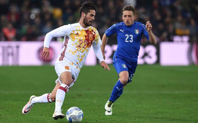 Італія - Іспанія: прогноз букмекерів, де дивитися матч