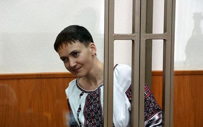 Промова Савченко у російському суді: опубліковане відео і повний текст