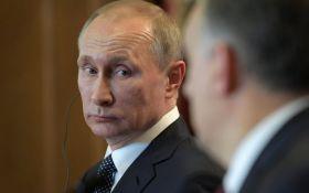 Путину в США напомнили о кольце, которое он украл