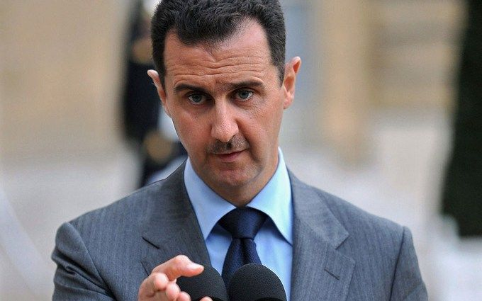 Башар Асад: Сирия всем сердцем скорбит вместе сРоссией