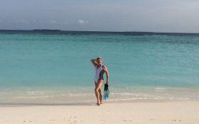 Гонтарева не внесла розкішну відпустку на Мальдівах в декларацію - журналіст