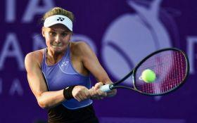 Украинская теннисистка триумфально выиграла престижный турнир WTA: опубликовано видео