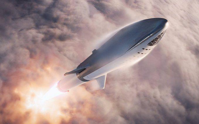 Космічний туризм: SpaceX повідомила, хто першим відправиться на Місяць на найпотужнішій ракеті