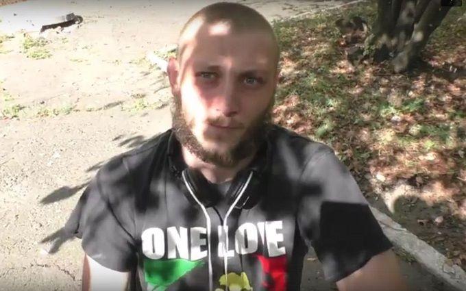 Зарплатня мінімальна, люди їдуть: бойовик ДНР на відео поскаржився на життя