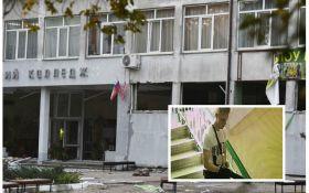 Массовое убийство в Керчи: появилось полное шокирующее видео расстрела в колледже
