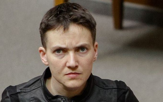 Гучна заява Савченко про дружин Порошенка і Медведчука: з'явилося відео