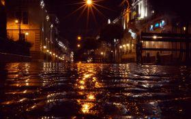 В центре Киева затопило суд - появились шокирующие фото