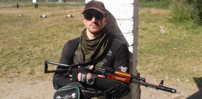 """Украина способна вернуть Донбасс силой и выгнать оттуда """"неопознанных зеленых человечков"""" - Цви Ариэли (2)"""