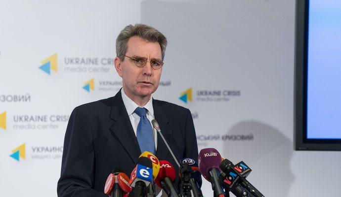 Абромавичус - сторонник будущего, которого заслуживают украинцы - посол США