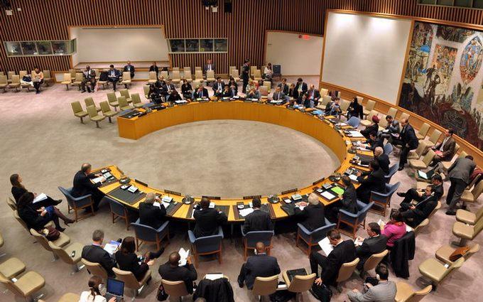 Совет Безопасности ООН не принял проект резолюции России по Сирии