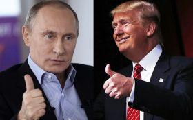 Путін розповів Трампу про свої надії