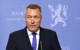Министр обороны Норвегии: в Европе может вспыхнуть новая война