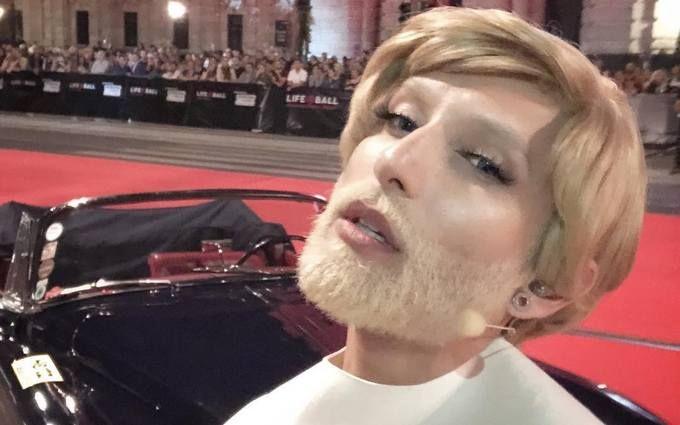 Блондинка з бородою: Кончіта Вурст шокувала кардинальною зміною іміджу