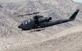В Греции разбился военный вертолет: погибли четверо офицеров