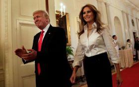 Дональд та Меланія Трамп організували гучну вечірку - опубліковані яскраві фото