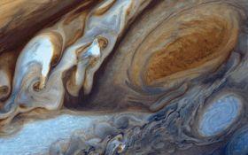 Мальовничий рух: в NASA показали нове захоплююче відео з Юпітера