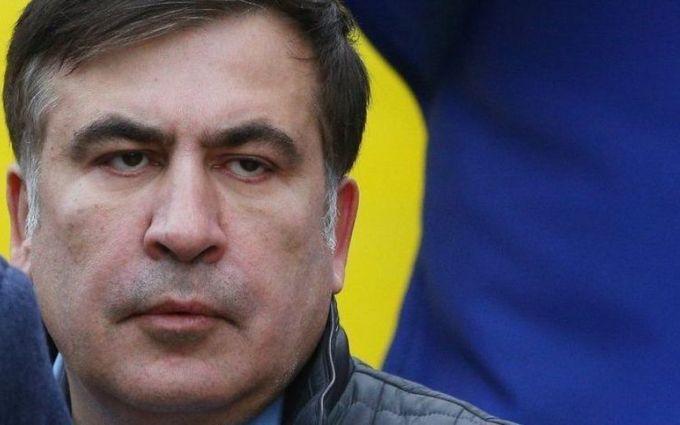 Дело против Саакашвили: в Киеве произошли столкновения, политика объявили в розыск