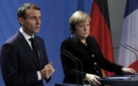 Не втручайтеся в справи Росії: в Держдумі РФ пригрозили кримінальними справами Макрону і Меркель