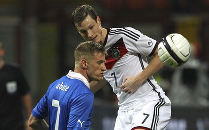 Германия - Италия - 4-1: феерический разгром