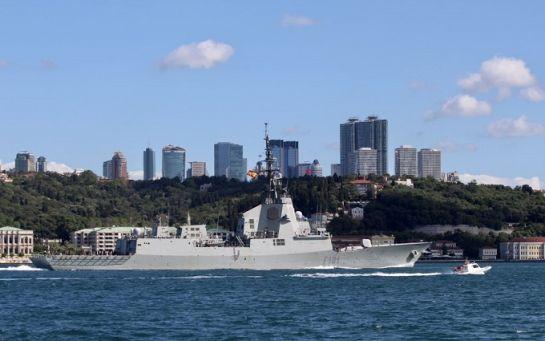 Дві групи кораблів НАТО екстрено увійшли в Чорне море - що відбувається