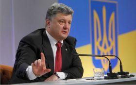 Порошенко показал вице-президенту США мощный след войны с Россией: появились фото