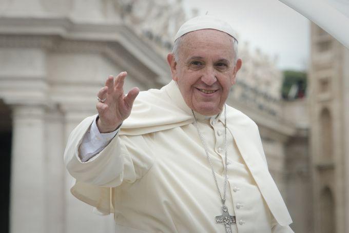 """Вам грозит большая """"демографическая зима"""": Папа Римский обратился к лидерам ЕС"""