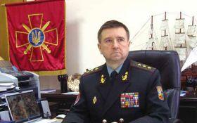 Украинский генерал умер прямо у себя в кабинете