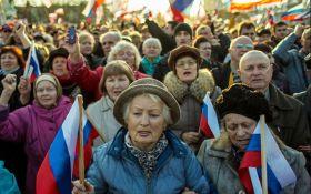 Россияне начали еще больше ненавидеть украинцев - результаты опроса