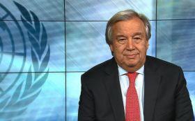 Генсек ООН обратился к миру с сигналом тревоги