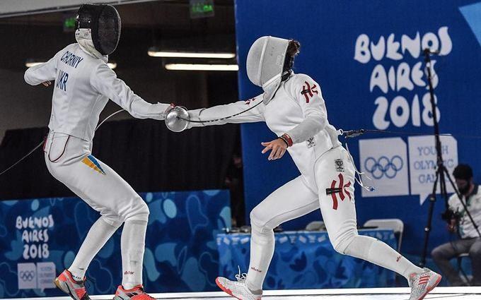 Юношеская Олимпиада-2018: украинцы триумфально завоевали еще три золотые медали