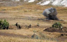Бійці ЗСУ знищили вогневу точку бойовиків на Донбасі - вражаюче відео