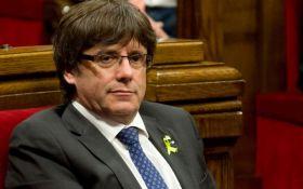 На пост главы Каталонии официально выдвинули Пучдемона