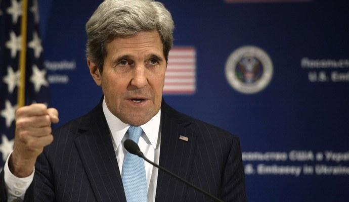 РФ препятствует миру в Сирии - Керри