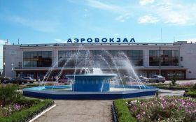 Сразу в четырех городах Украины аэропорты приостановили работу из-за заминирования