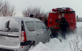 Негода в Україні: на трасі Одеса-Рені сталася трагедія