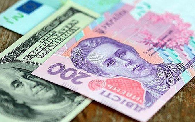 Курсы валют в Украине на среду, 23 мая